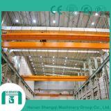 ヨーロッパ式の二重ガードの天井クレーン