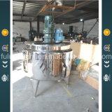 Tazón de mezcla de acero inoxidable líquido químico industrial