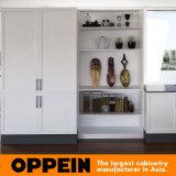 Indonesien-Qualitäts-festes Holz-Küche-Schränke (OP15-S14)