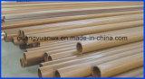 L'aluminium en bois des graines 6063 T5 a refoulé des tubes/pipes de profil