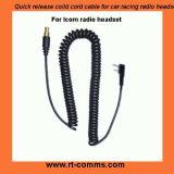 ヘッドセットを取り消す2つの方法無線の頑丈な騒音