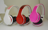 Headphone variopinto con Microphone Fashion Style