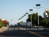 50W街灯のための二重アームを搭載する太陽街灯