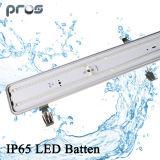 Indicatore luminoso 48W della Tri-Prova di fabbricazione 1200mm IP65 LED con CE RoHS 3 anni di garanzia