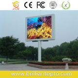 P10 Vdieo que hace publicidad de la cartelera al aire libre de la visualización de LED