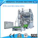 Einzelnes Beam oder Double Beam S/Ss Spunbond Non Woven Fabric Making Plant