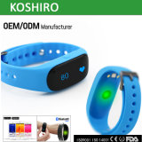 Jobstepp-Kalorie-Puls-Digital-Handgelenk-intelligentes Uhrenarmband