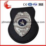 Значок 2016 звезды шерифа прямой связи с розничной торговлей фабрики однолетний с коробкой бархата
