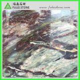 Marmo di marmo blu di verde della lastra del Pansy