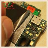 Téléphone mobile et produits électroniques en film graphite thermique flexible
