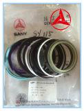Kits de reparación del sello del cilindro del auge del excavador de Sany 60082858k para Sy135
