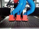 Diseño de máquina de madera del CNC del ranurador del cambio auto Multi-Spindle para la carpintería