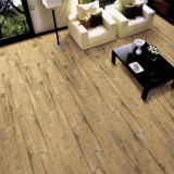 Wood natural Ceramic Floor Tile com Non Slip