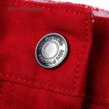 Le coton de claret badine des vêtements à vendre le pantalon en ligne de filles