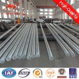 30FT 3mmthickness Black Surface Steel Poles