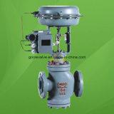 Válvula pneumática de regulação de pressão de assento duplo (GAZJHN)