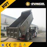 Sinotruk HOWO 대형 트럭 6X4 액압 실린더 덤프 트럭 또는 팁 주는 사람 후방 쓰레기꾼 트럭