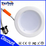 UL Listed Downlight di Rire Rated 4 Inch 9W LED Ceiling Light