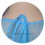 Pp.-blaues Lokalisierungs-Kleid mit Kintted Stulpen