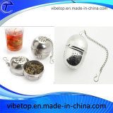 Keychainのニースデザインの茶こし器Infuser