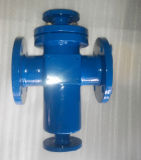 Korb Type Strainer PFA Lined für Chemical