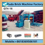 Preiswertes Hydraulic Pressure Cement Block Making Machine in China