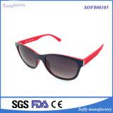Beste verkaufende Plastikeinspritzung polarisierte Eyewear Form-Sonnenbrillen online