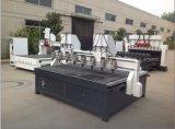 Máquina de cinzeladura de madeira do CNC do multi router do CNC do eixo 3D/5 linhas centrais