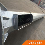 15m, 18m, 20m, 25m, 30m, 35m High Mast Lighting Pole with Lifting System
