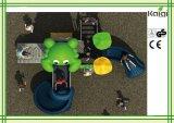子供の遊園地のための小型の高品質LLDPEのプラスチック屋外の運動場