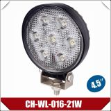 "4.6 "" 21W/35W 반점 또는 플러드 광속 LED 자동 맨 위 램프 (CH-WL-016-21W)"