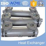 Échangeur de chaleur brasé de plaque pour le compresseur d'air