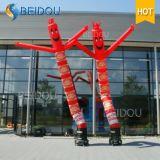 Раздувной Costume марионетки пробки неба рекламируя раздувной Skyman танцора воздуха танцоров неба