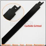 炭化タングステンGritedサーブルは鋸歯、刃を交換する炭化物の屑を