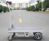 Carro elétrico durável da plataforma (HG-1010)