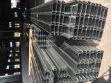 Piso de acero galvanizado Piso de chapa / Piso compuesto Piso de acero Yx65-185-555