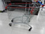 Chariot européen populaire de chariot à achats de type de qualité
