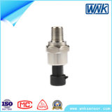 transductor de presión tamaño pequeño integrado hecho salir señal 4-20mA/1-5V
