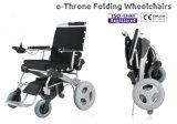 Кресло-коляска Et-12f22 силы золотистого E-Трона мотора складывая