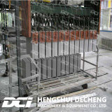Halb Automatisierungs-Gips-Wand-Block-Produktionszweig