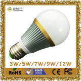 7W LED Bulb E27 E26 B22 mit CER Certification