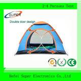 Familien-kampierendes Zelt der Qualitäts-im Freien Personen-2-4