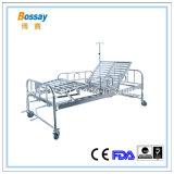 Letto di ospedale cinese delle Due-Manovelle del fornitore