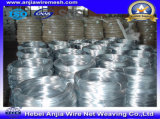 Heet-Dipped Galvanized Iron Wire voor Building Materials met SGS