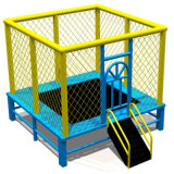 실내 Children Playground 및 Big Amusement Trampoline