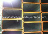 Tubulação de aço retangular da alta qualidade superior da venda