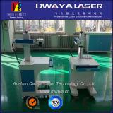 Alibaba China Lieferanten-hohe Präzisions-bewegliche Faser-Laser-Markierungs-Maschine