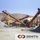 Het Verpletteren van de steen, de Verpletterende Installatie van de Steen van het Zenit met Hoge Capaciteit