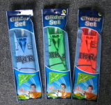 Kites de plancher de parachute promotionnels en nylon (PM240)