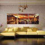Pintura de pintura acrílica decorativa de parede grossa de parede